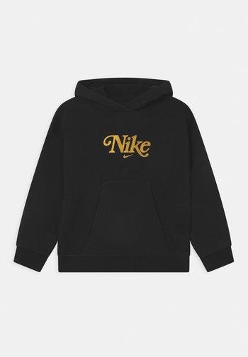 CLUB ENERGY - Sweatshirt - black/metallic gold