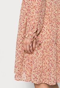Rosemunde - DRESS - Shirt dress - pure sand - 3
