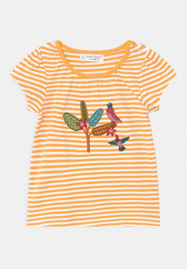 GADA BABY  - T-shirt print - yellow
