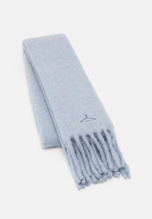 ASTER SOLID - Scarf - light blue
