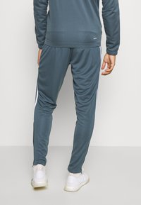 adidas Performance - TIRO AEROREADY SPORTS TRACKSUIT SET - Survêtement - legend blue - 4