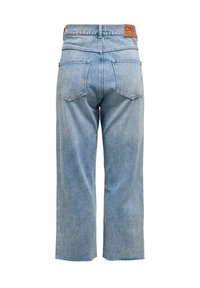 ONLY - STRAIGHT FIT - Vaqueros rectos - light blue - 5