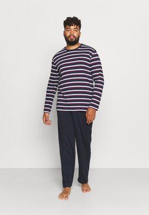 O-NECK - Pyjamas - blue medium