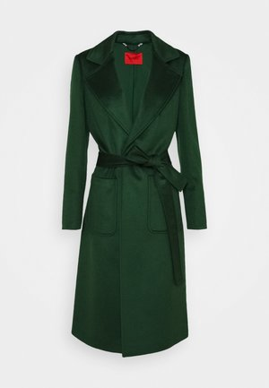 RUNAWAY - Classic coat - dark green