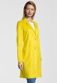 Rino&Pelle - MANTEL BABICE - Short coat - yellow - 2