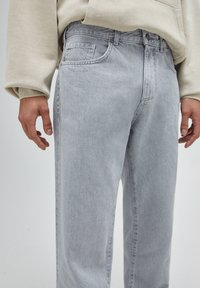 PULL&BEAR - Jeans a sigaretta - grey - 3