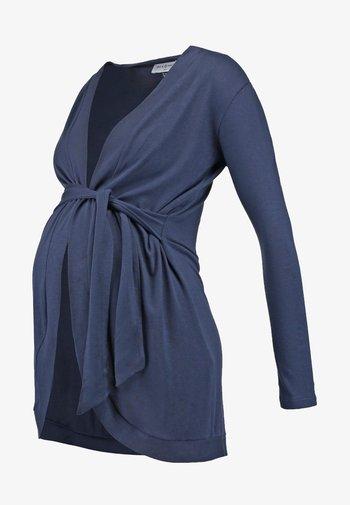 MILONGA - Kardigan - navy blue