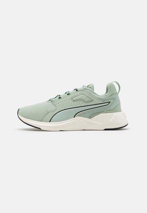 DISPERSE XT PEARL - Sports shoes - aqua gray/marshmallow/nrgy peach