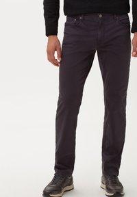 BRAX - STYLE COOPER FANCY - Straight leg jeans - anthra - 0