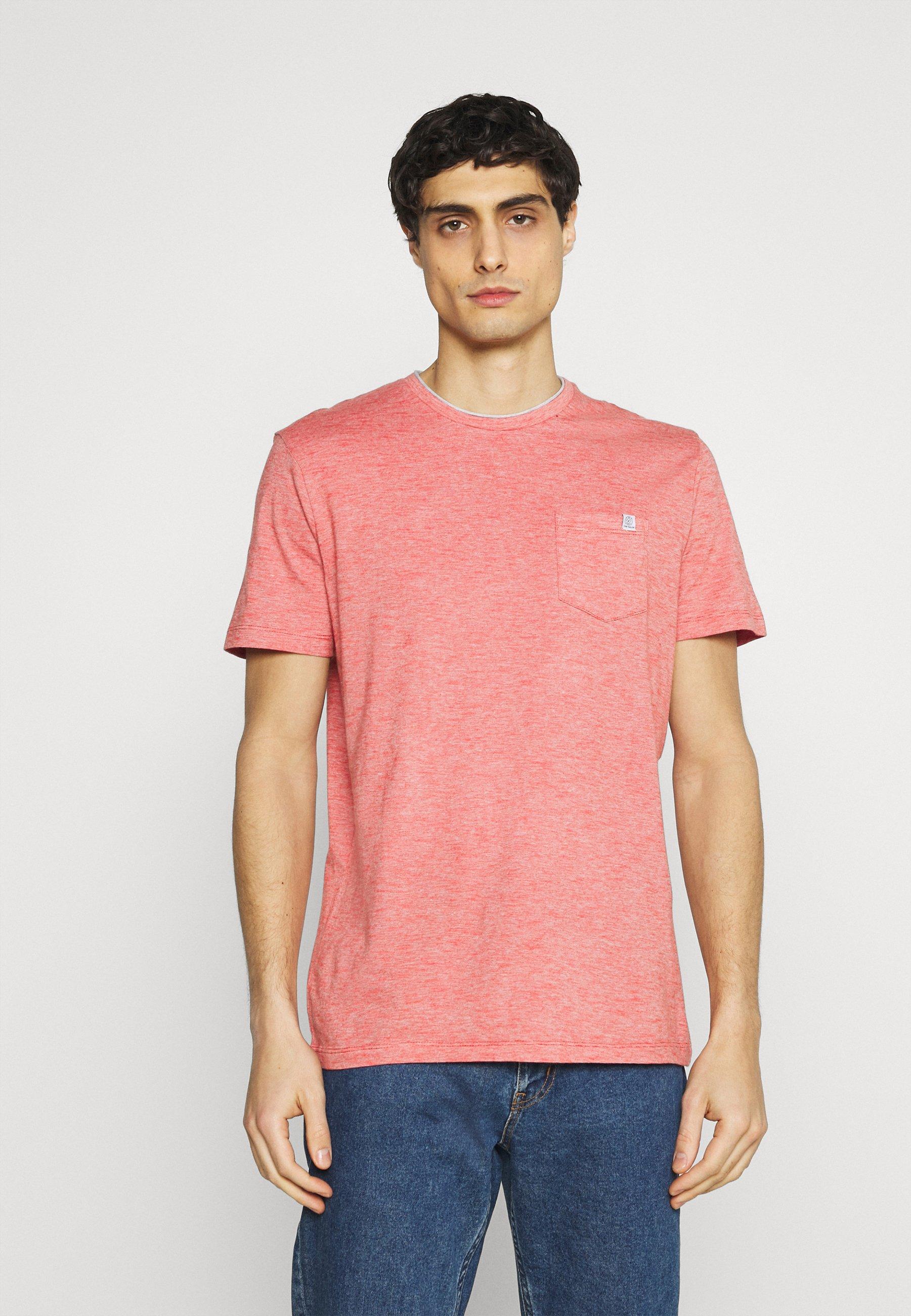 Men FINELINER WITH POCKET - Basic T-shirt