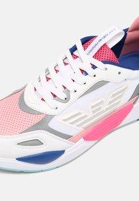 Emporio Armani - XSX012 - Trainers - white/multicolour - 6