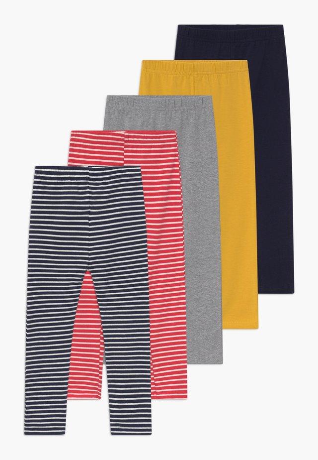 5 PACK - Leggings - Trousers - bunt sortiert