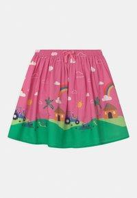 Frugi - TWIRLY DREAM - A-line skirt - pink - 0