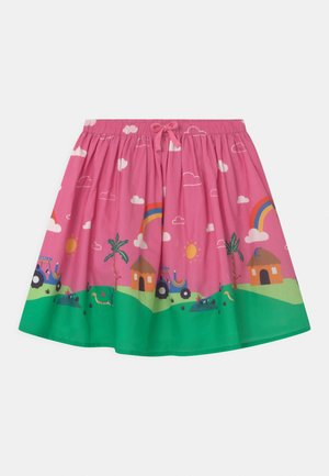 TWIRLY DREAM - A-line skirt - pink