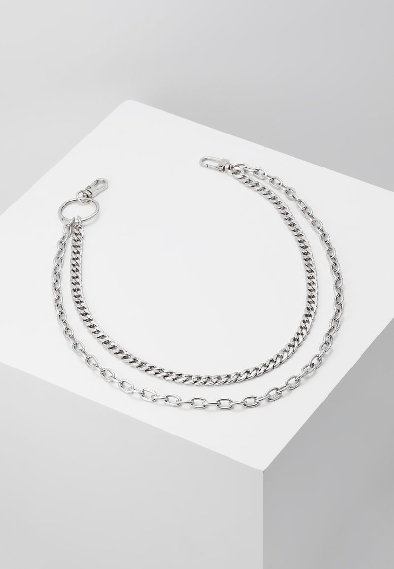 Icon Brand - DROP WALLET CHAIN - Other - silver-coloured