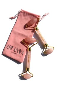 ARI ANWA Skincare - ROSENQUARZ ROLLER - Skincare tool - - - 2