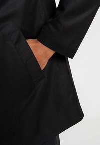 Pier One - Cappotto corto - black - 4