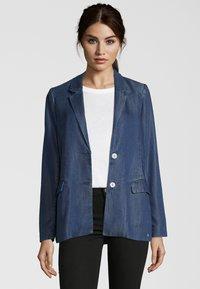 Scotch & Soda - IM DENIMLOOK - Blazer jacket - blau - 0