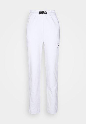 PANT - Pantalones deportivos - white