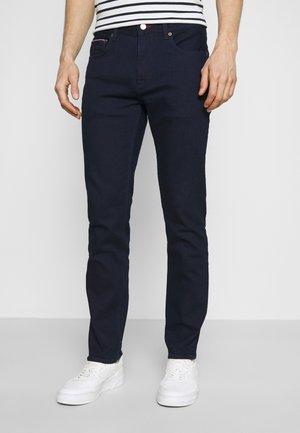 DENTON - Jeans a sigaretta - cleveland indigo