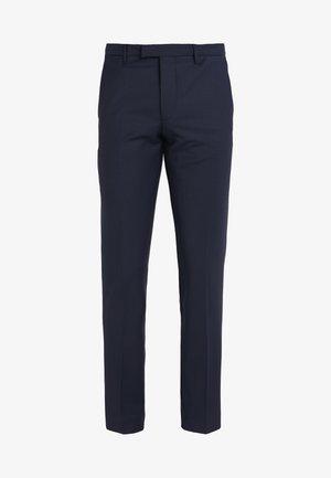 PIET - Suit trousers - blue