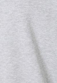 Even&Odd - OVERSIZED CREW NECK SWEATSHIRT - Mikina - mottled light grey - 2