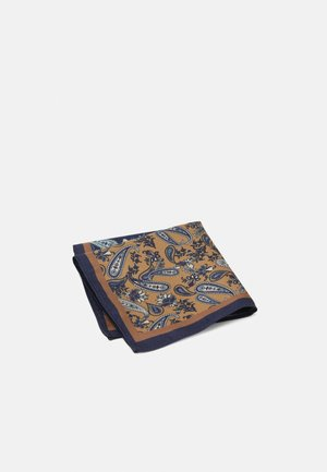 TRIM WAY POCKET SQUARE - Pocket square - navy