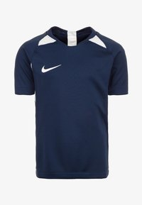 Nike Performance - STRIKER  - Print T-shirt - dark blue - 0