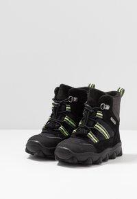 Elefanten - KRISS - Winter boots - schwarz - 3
