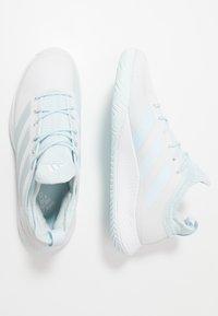 adidas Performance - DEFIANT GENERATION - Multicourt tennis shoes - footwear white/sky tint - 1