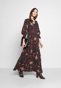 NAF NAF - SENORITA - Maxi dress - senorita noir - 0