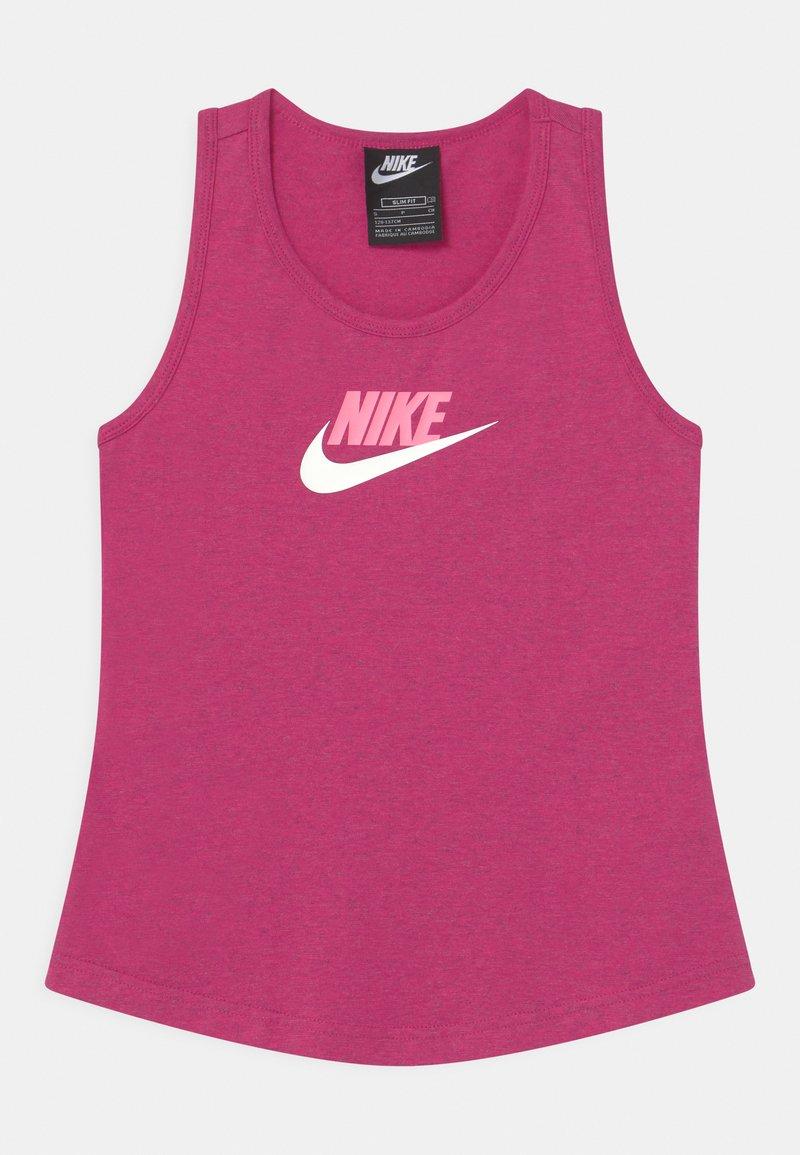 Nike Sportswear - Top - fireberry