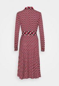 Diane von Furstenberg - MILLY DRESS - Paitamekko - red - 7
