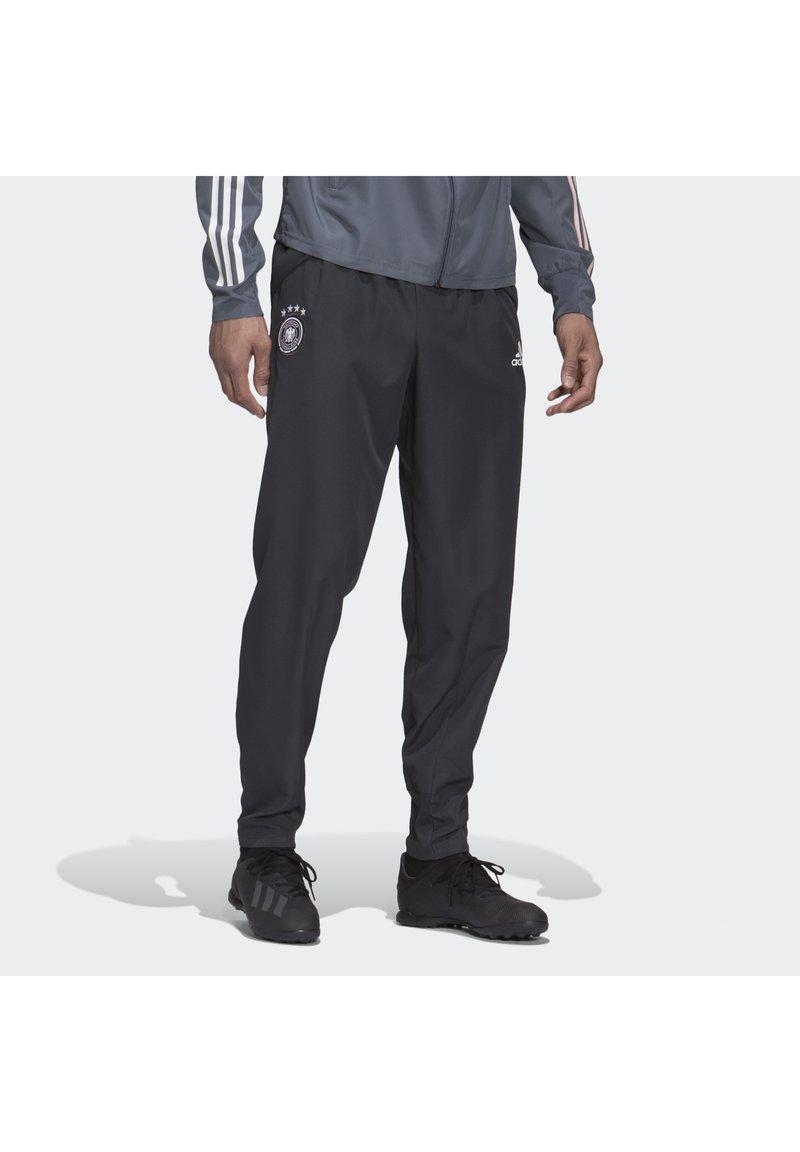 adidas Performance - DEUTSCHLAND DFB PRÄSENTATIONSHOSE - National team wear - carbon