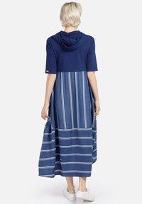 HELMIDGE - Day dress - breitband blau - 1