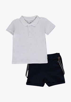 SET - Shorts - optic white