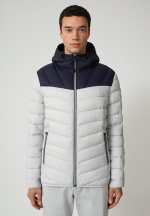 AERONS COLOR BLOCK - Winter jacket - grey harbor