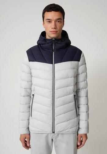 AERONS COLOR BLOCK - Winter jacket - grey harbor