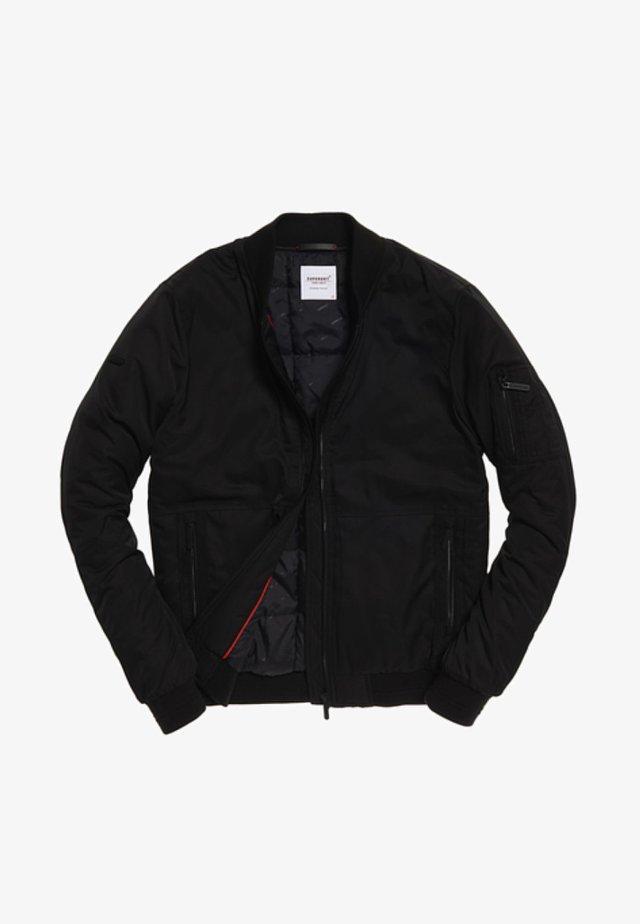 EDIT FLIGHT - Bomber Jacket - black