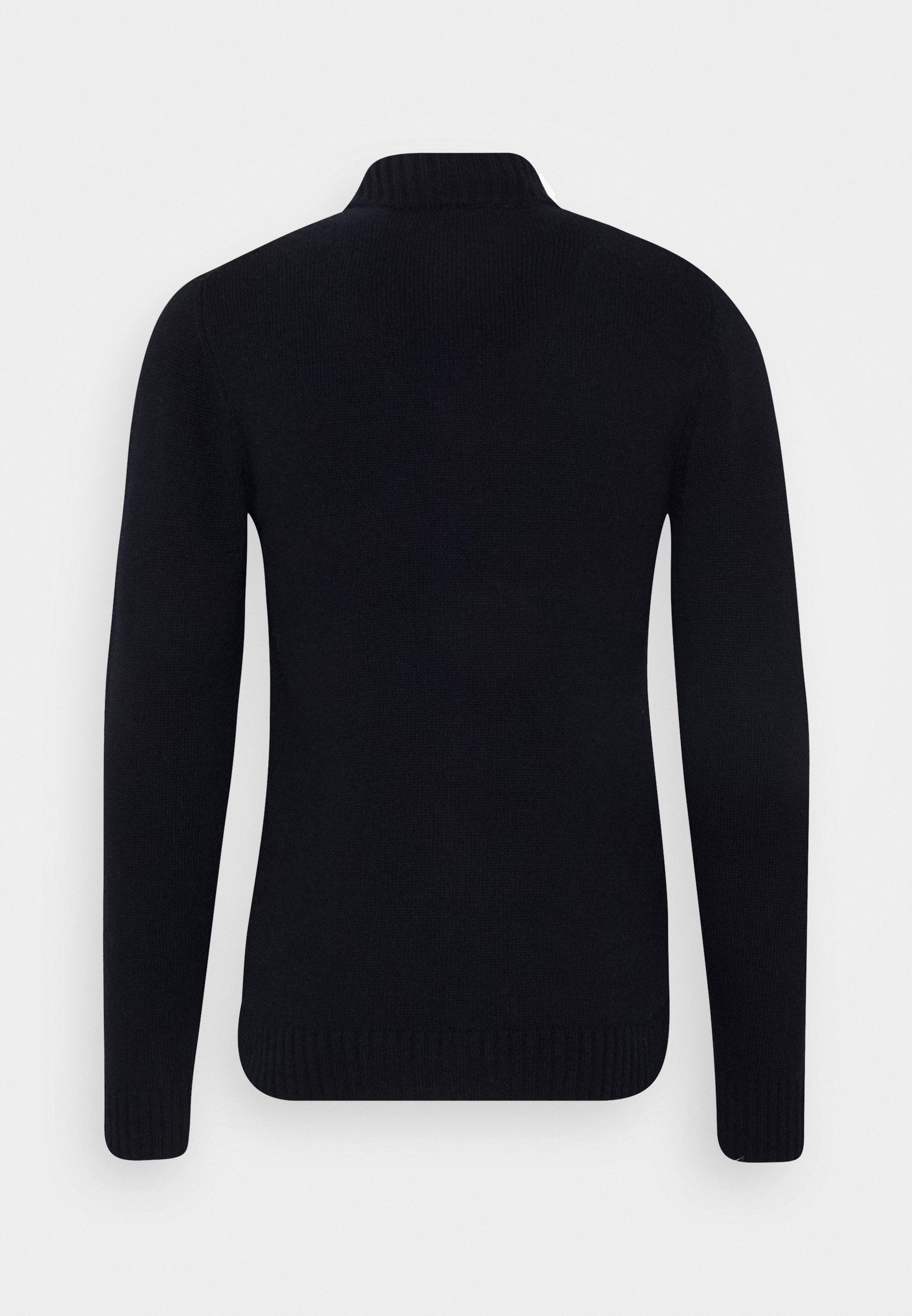 Wool & Co Cardigan - Strickjacke Navy