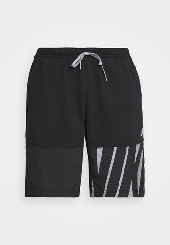 Shorts - black/particle grey/white