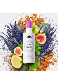 Mio - GO WITH THE FLOW BODY OIL - Lichaamsolie - - - 3