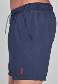 Next - Shorts da mare - dark blue - 2