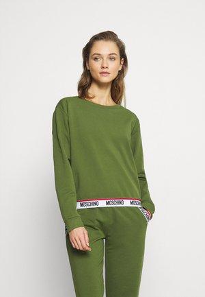 SWEATSHIRT - Sweatshirt - military green