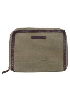 BAG ALBANY - Laptoptas - olive