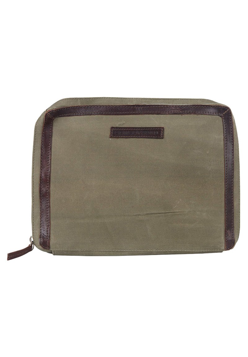 Cowboysbag - BAG ALBANY - Laptoptas - olive