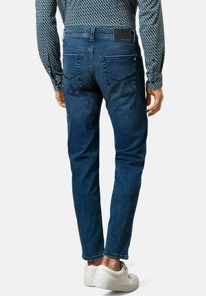 LYON TAPERED - Jeans Tapered Fit - blue
