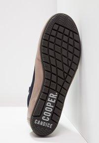 Candice Cooper - PLUS 04 - Sneakers alte - notte - 5