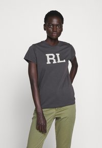 Polo Ralph Lauren - Print T-shirt - black mask - 0