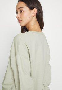 Zign - Sweatshirt - khaki - 6